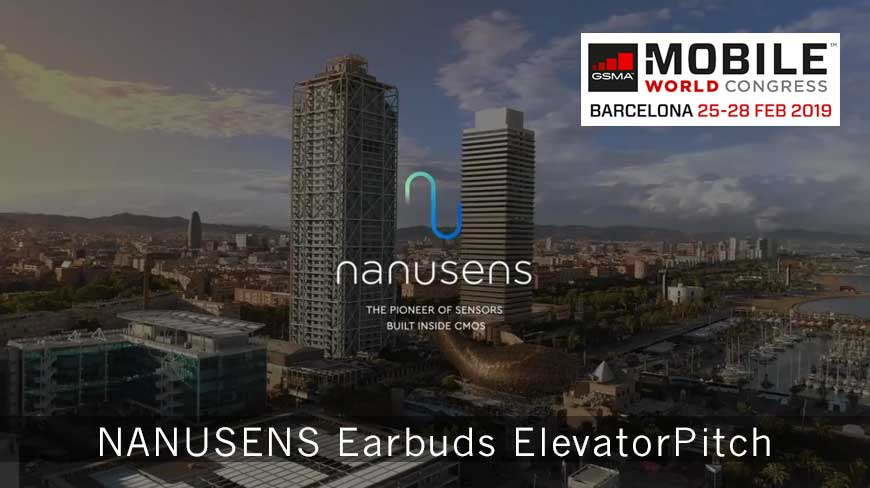 NANUSENS Earbuds ElevatorPitch