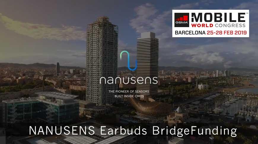 NANUSENS Earbuds BridgeFunding